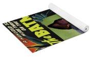 English Toy Terrier Art Canvas Print - Batman Movie Poster Yoga Mat