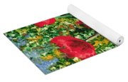 Every Dream Turns Up Poppies Yoga Mat