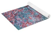 Fading Changes Yoga Mat