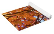 Fall Colors Looking Awesome Yoga Mat