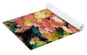 Fall Forest Floor Yoga Mat