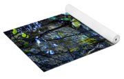 Falling Leaves Yoga Mat