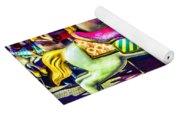 Fantasy Fair Horse Ride Yoga Mat
