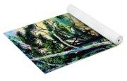 Fantasy Island Yoga Mat