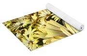 Field Of Daisies Landscape Floral Art Prints Daisy Baslee Troutman Yoga Mat