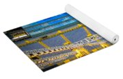 Field View Of Lambeau Yoga Mat