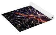 Fireworks Celebration  Yoga Mat
