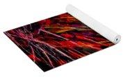 Fireworks In Bled Yoga Mat