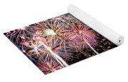 Fireworks Spectacular Yoga Mat
