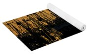 Fishing Boats Sunset Light Yoga Mat