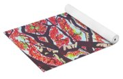 Flamboyant Beauty Yoga Mat