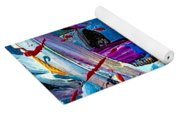 Flight Of A Huming Bird Yoga Mat