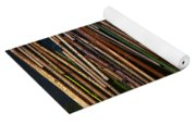 Floating Reeds Yoga Mat