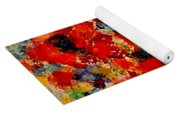 Floral Happiness Yoga Mat