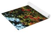 Floral Or Art Yoga Mat