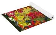 Floral Reef Yoga Mat
