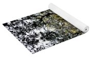 Golden Moss Yoga Mat