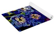 Flower Arrangement II Yoga Mat