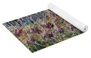Flower Energy Yoga Mat