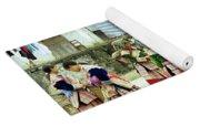 Flower Hmong Women 02 Yoga Mat