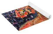 Flowers For Mary Yoga Mat