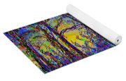 Floyd,virginia Tower Yoga Mat