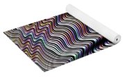Folded Candy Yoga Mat