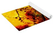 Forest Fire Yoga Mat