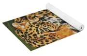 Forest Jewels Yoga Mat