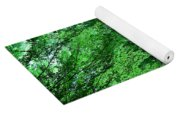 Forest Reflection Yoga Mat