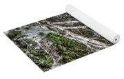Forest Scene Yoga Mat
