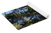 Forest Treetops Yoga Mat