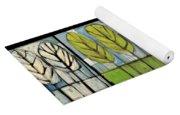 Four Seasons Tree Series Yoga Mat