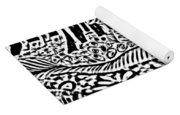 Freestyle 3 Abstract Yoga Mat