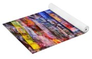 Frenzy New York City Yoga Mat
