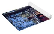 Frozen In Time Yoga Mat
