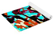 Funky Pop-6 Yoga Mat