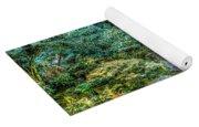 Garden Falls Yoga Mat