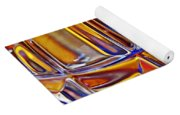 Glass Abstract 768 Yoga Mat