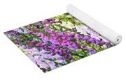 Glorious Foxgloves Yoga Mat