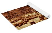 Goblin Valley Yoga Mat