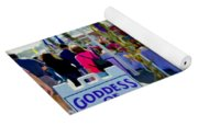 Goddess Of Garlic 1 Yoga Mat