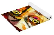 Goddess With Many Faces 671 Yoga Mat