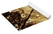 Golden Tones Yoga Mat