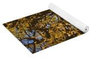 Golden Tree 2 Yoga Mat