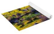 Goldenfield Hillside Yoga Mat