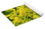 Goldenrod Yoga Mat