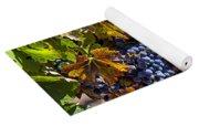 Grapes Of The Napa Valley Yoga Mat