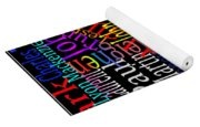 Graphic Prime Ministers Yoga Mat