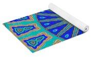 Grecian Tiles No. 2 Yoga Mat